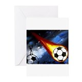 Cute Soccer Greeting Cards (Pk of 10)