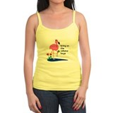 Fanny Flamingo Ladies Top