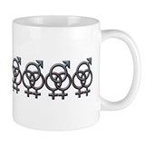 SWINGERS SYMBOL FMF GRAY Coffee Mug