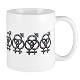 SWINGERS SYMBOL FMF GRAY Mug