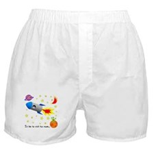 Blast Off Boxer Shorts