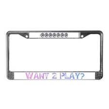 MFM SWINGERS SYMBOL License Plate Frame