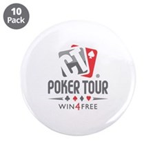 "Cute Texas hold 3.5"" Button (10 pack)"