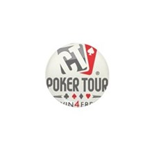 Cute Poker Mini Button (100 pack)