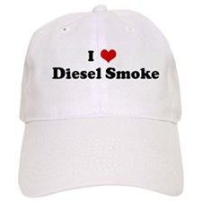 I Love Diesel Smoke Baseball Cap