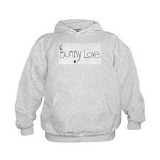 Bunny Love Kids Hoodie