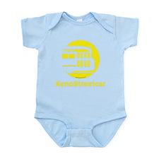 KenoStreetcar Infant Bodysuit