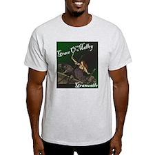 Grace O'Malley (Granuaille) Ash Grey T-Shirt