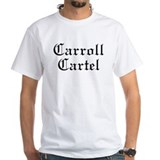 Carroll Cartel White Tee
