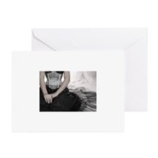 Corset Greeting Cards (Pk of 10)