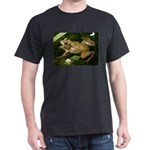 Green Frog Dark T-Shirt