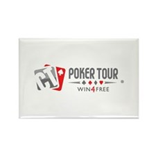 Poker Rectangle Magnet (100 pack)