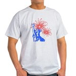 ILY Fireworks Liberty Light T-Shirt