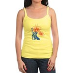 ILY Fireworks Liberty Jr. Spaghetti Tank