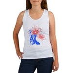 ILY Fireworks Liberty Women's Tank Top