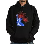 ILY Fireworks Liberty Hoodie (dark)