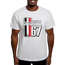 Mustang 67 RWB T-Shirt