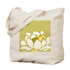 Lotus Flower Hasu Tote Bag
