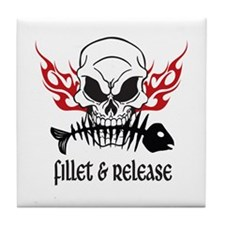 Fillet & Release Tile Coaster