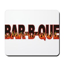 Bar b Que Mousepad