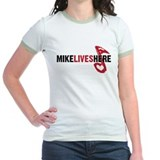 MIKE LIVES HERE T
