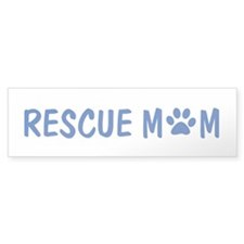 Rescue Mom Bumper Sticker (10 pk)