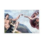 Creation-G-Shep (15) Mini Poster Print