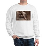 Women Sexy Poses Sweatshirt
