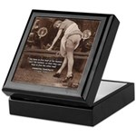 Women Sexy Poses Keepsake Box