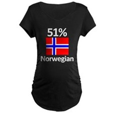 51% Norwegian T-Shirt