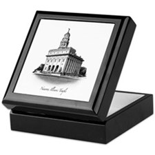 Nauvoo, Illinois Temple Keepsake Box