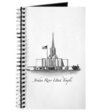 Jordan River Utah Temple Journal