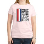 Kick Ass RWB Women's Light T-Shirt