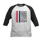 Kick Ass RWB Kids Baseball Jersey