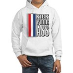 Kick Ass RWB Hooded Sweatshirt