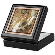 Renoir - Piano - Keepsake Box
