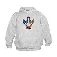 Butterflies and Moths Hoodie