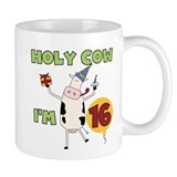 Cow 16th Birthday Coffee Mug