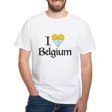 I Love Belgium (Fries) Shirt