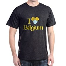 I Love Belgium (Fries) T-Shirt