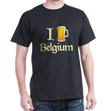 I Love Belgium (beer) T-Shirt