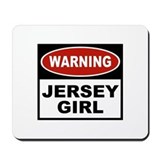 Jersey Girl Mousepad