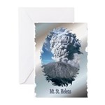 Mt. St. Helens Greeting Cards (Pk of 20)