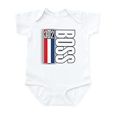 302 boss RWB Infant Bodysuit
