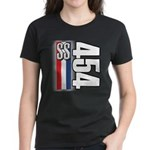 454 SS RWB Women's Dark T-Shirt