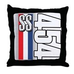 454 SS RWB Throw Pillow