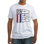 454 SS RWB Fitted T-Shirt
