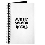 AUNTIE SELENA ROCKS Journal