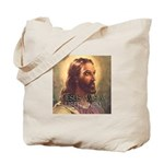 Jesus Was a Liberal Jew Tote Bag