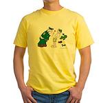 Sarge Yelling Yellow T-Shirt